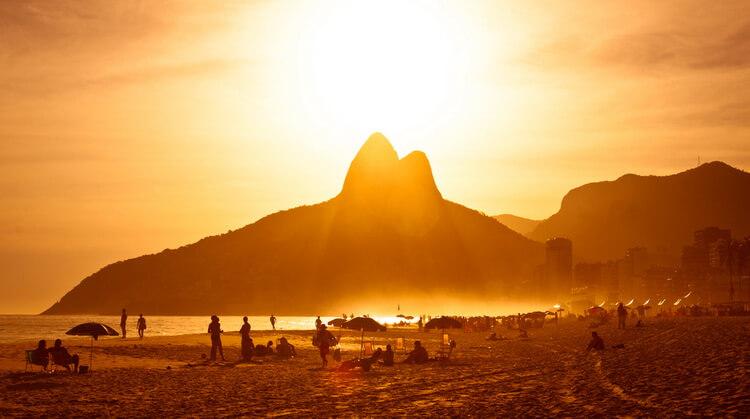 Kısa Güney Amerika Turu