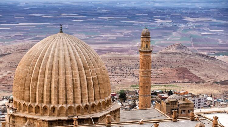 Güney Kurtalan Ekspresi ile Butik Mardin Turu