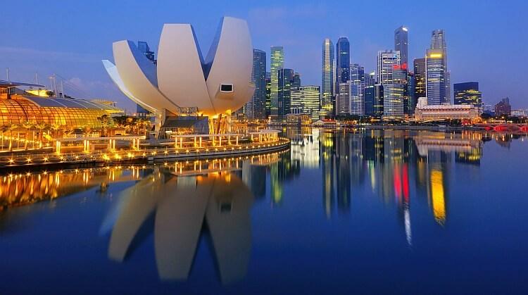 Sömestr Singapur Bintan Adası Turu