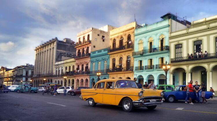 Sömestr Küba Turu (Promosyon)