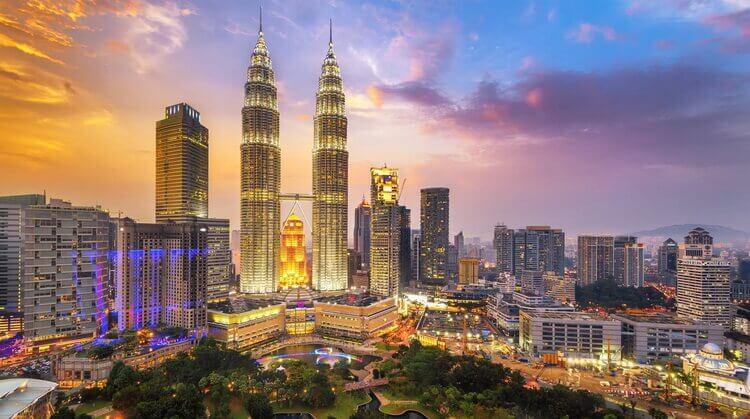 Ramazan Bayramı Asya 4 Ülke Turu