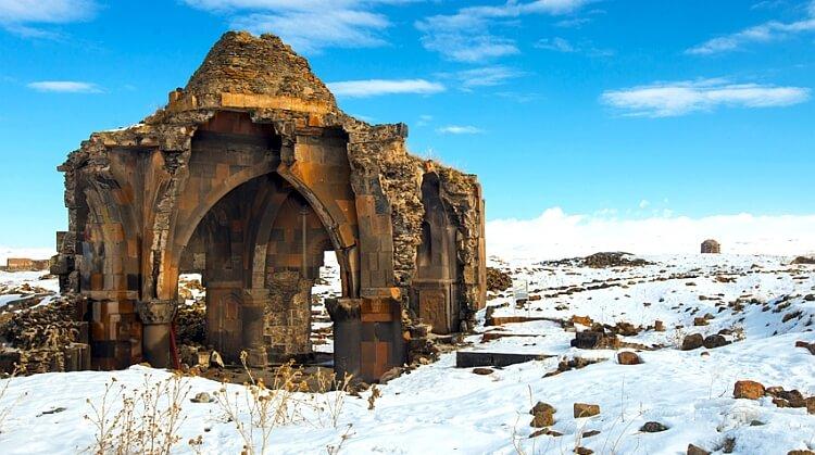Doğu Ekspresi İle Erzurum Kars Turu