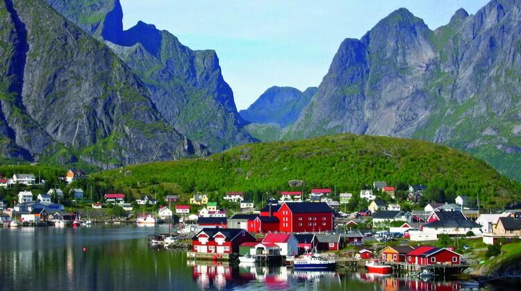 İskandinavya ve Fiyordlar Turu 2