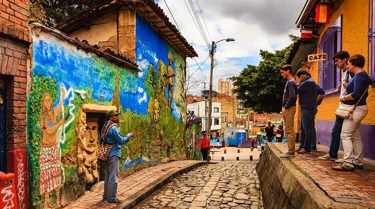 Sömestr Meksika Kolombiya Turu