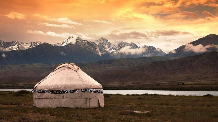 Moğolistan Çin Turu