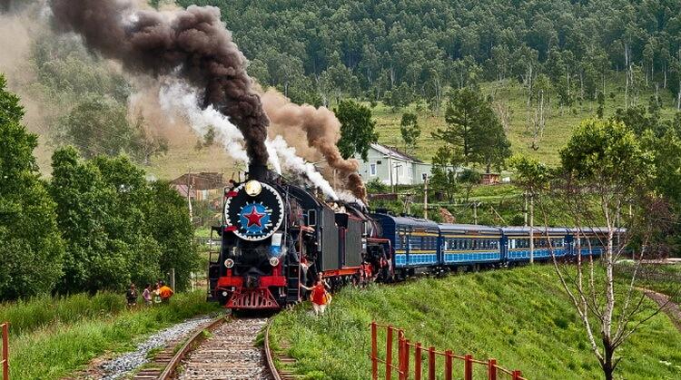 Trans Sibirya Ekspresi Turu
