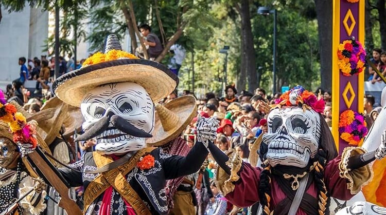 Ölüler Günü Festivali Meksika Küba Turu 2