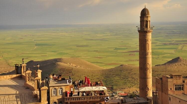 29 Ekim Butik Urfa Göbeklitepe Mardin Turu
