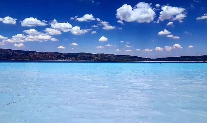 Lavanta Tarlaları Salda Gölü Isparta Turu
