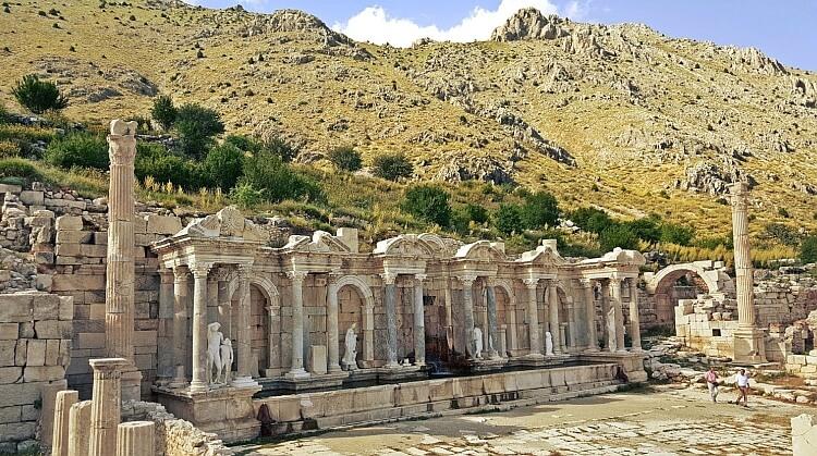 Isparta Gül Hasadı Salda Gölü Turu