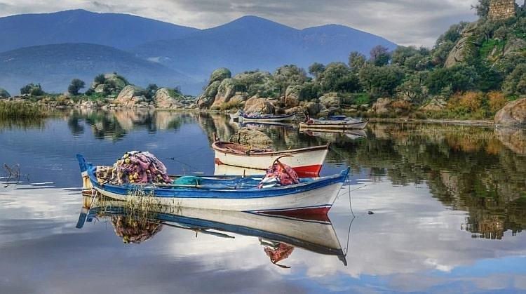 Bafa Gölü Heraklia Turu