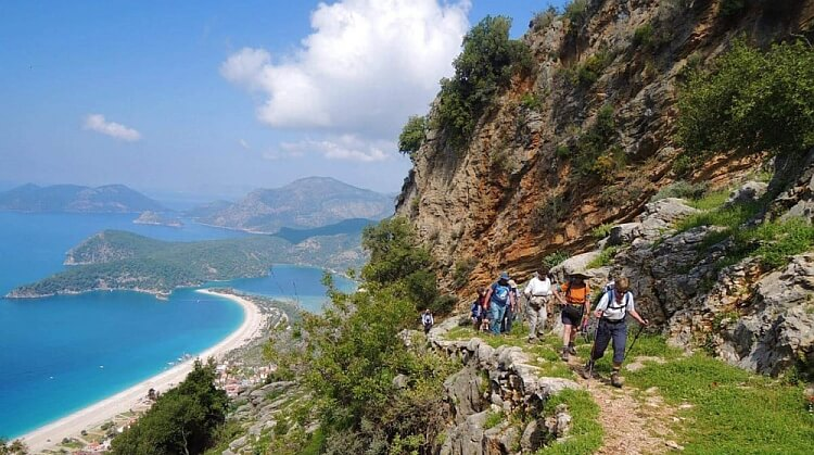 Lycian Way Trekking Tour