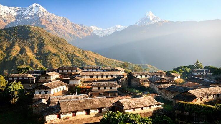 Nepal Tibet Bhutan Turu