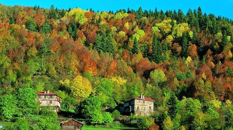 29 Ekim Kastamonu Kanyonları Küre Dağları Turu